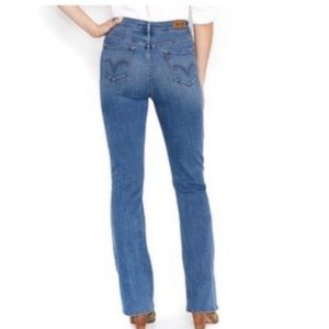 """Levi's Jeans - Levi's 512 11"""" High Waisted Mom Jeans, Sz 14P Med"""